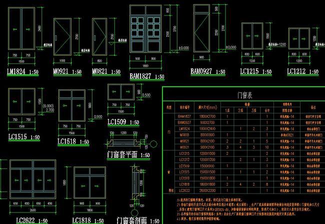 cad三层别墅施工图 擦点施工图 立面图 外建筑图 水电图 插座布置图