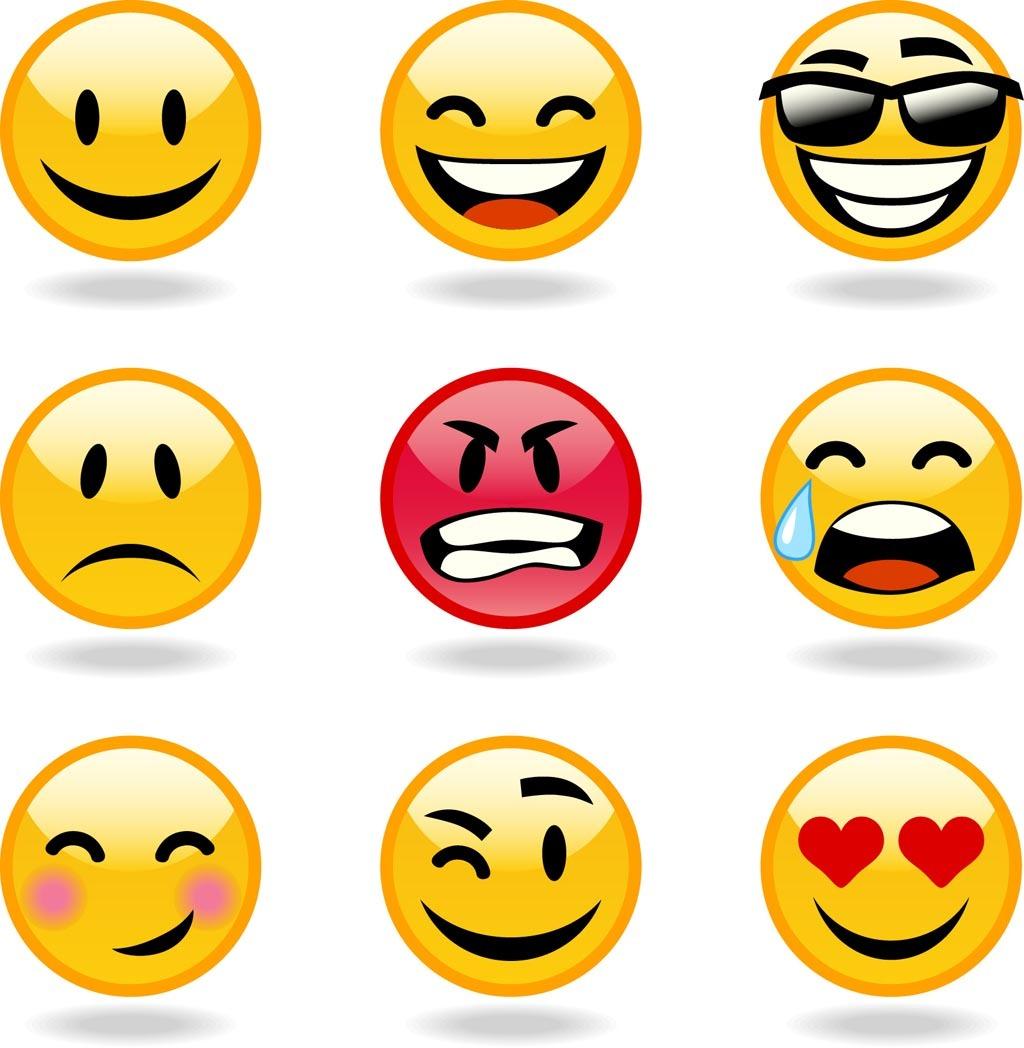 qq表情png图标_表情图标图片