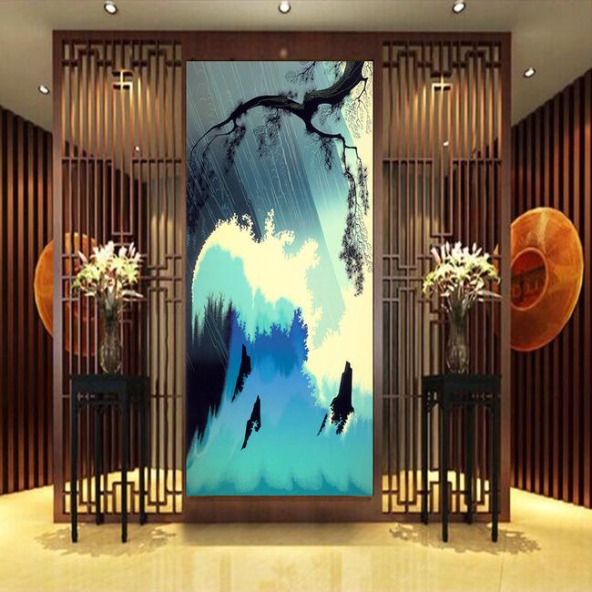 装饰背景墙美式图片