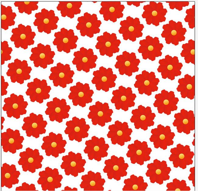 插画背景 韩国花卉 手绘花 花纹设计 花朵 花束 创意花纹 花纹纹理
