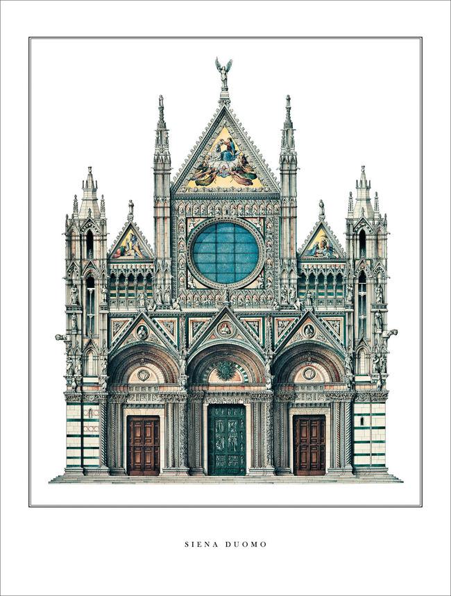 教堂建筑哥特式教堂