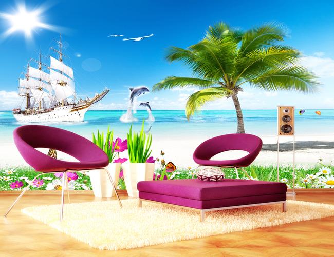 我图网提供精品流行迷人海滩风景电视沙发背景墙壁画素材下载,作品模板源文件可以编辑替换,设计作品简介: 迷人海滩风景电视沙发背景墙壁画 位图, RGB格式高清大图,使用软件为 Photoshop CS6(.psd) 迷人海滩风景
