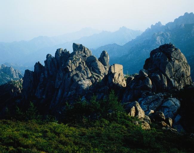 祖国有哪些名山大川_中国名山大川山峰大山自然风景
