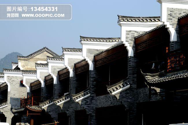 古城 建筑 古建筑 建筑外观 传统建筑 中式建筑 古老建筑 古镆古城