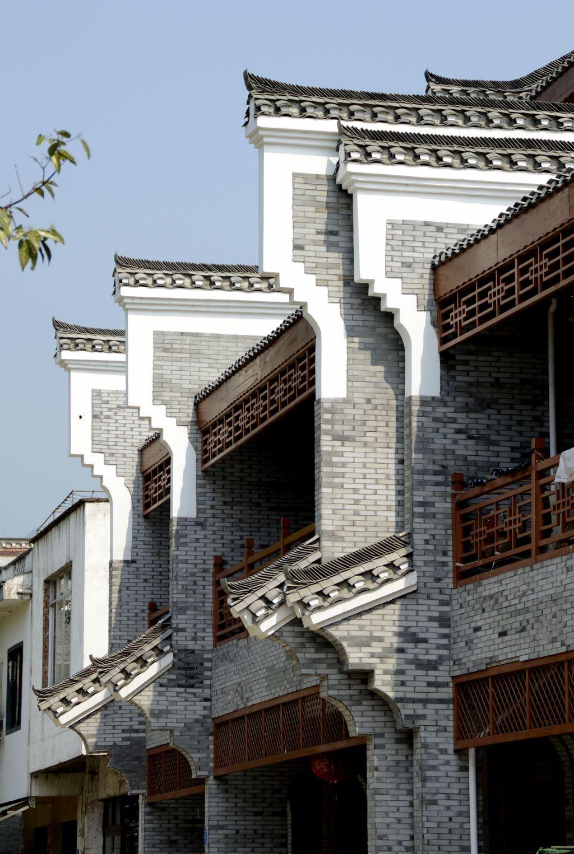 古建筑 建筑外观 传统建筑 中式建筑 古老建筑 古镆古城古老建筑