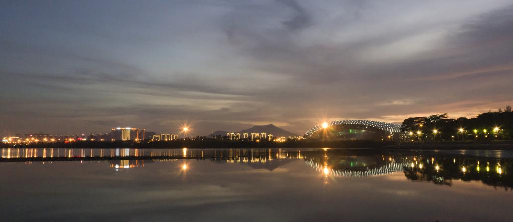 深圳城市夜景