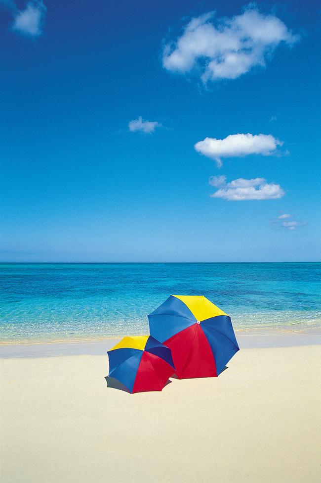 海边旅游_海边度假旅游胜地美景摄影图