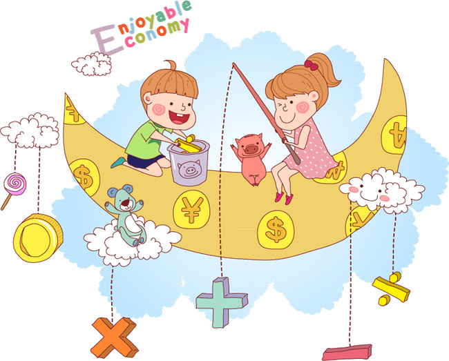 平面设计 花纹图案设计 卡通图案 > 精致矢量卡通可爱儿童数学教学