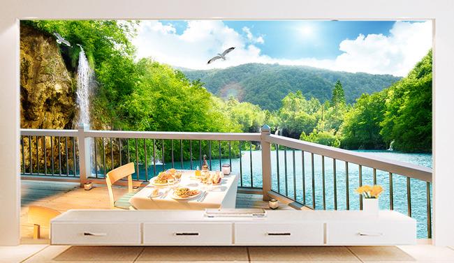 3d山水风景模板下载 3d山水风景图片下载图片