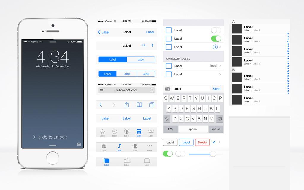 手机界面设计模板下载(图片编号:13506731)_ui设计