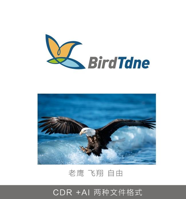 logo老鹰鸟标志化工美容服装电商