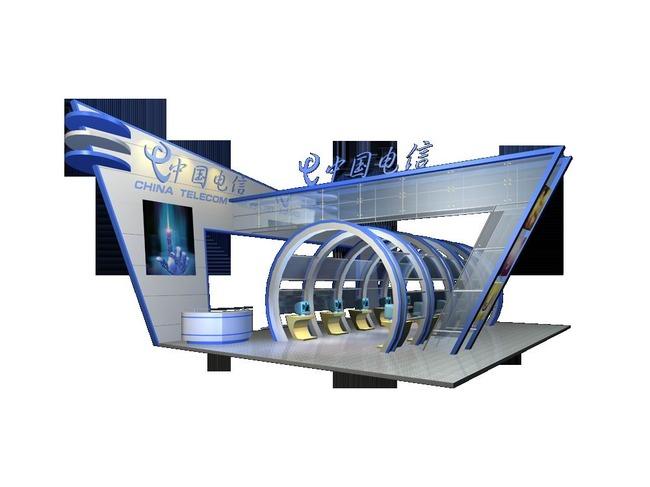 3d产品展厅设计图片下载模板下载
