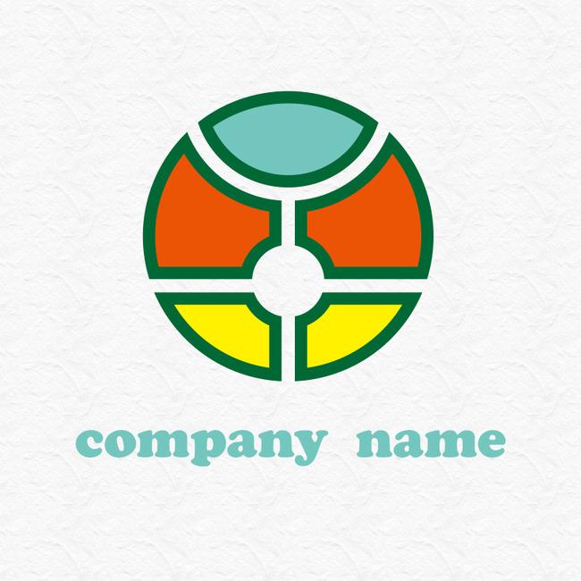 圆形logo设计模板下载(图片编号:13517146)_休闲娱乐