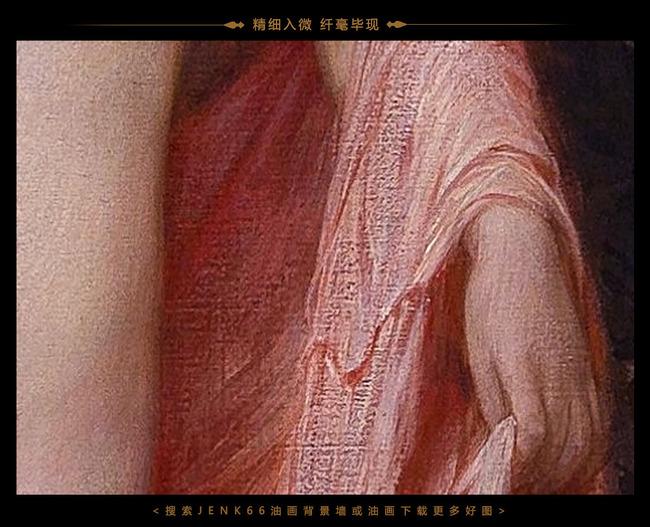 苹果的赌注欧式油画背景墙高清图片下载(图片编号)|