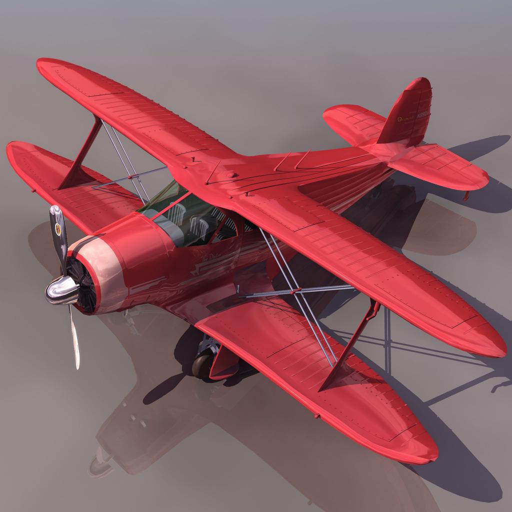 g17s飞机3d模型下载