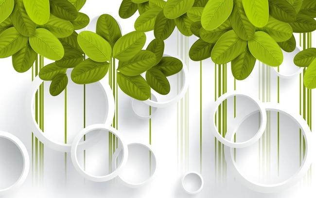 立体 花卉      沙发背景 现代 简约 电视墙 浪漫 墙纸 3d背景墙 树木