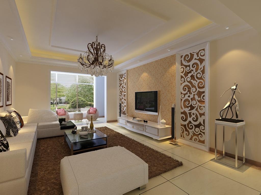 其他 效果图 家装效果图 > 电视背景墙客厅影视墙  下一张&gt