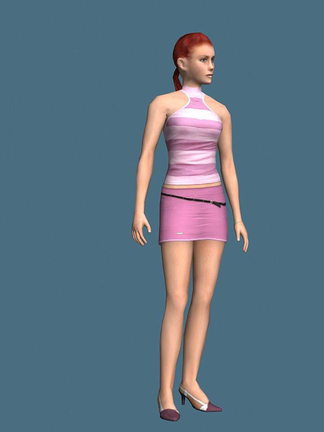 服装设计人体模型_镂空椭圆形的装饰物和穿衣服的人体模型室内