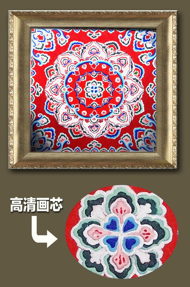 背景墙|装饰画 壁画 抽象壁画