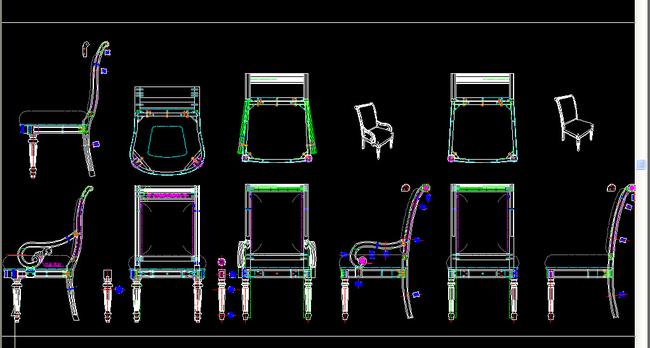 家具设计图 其他