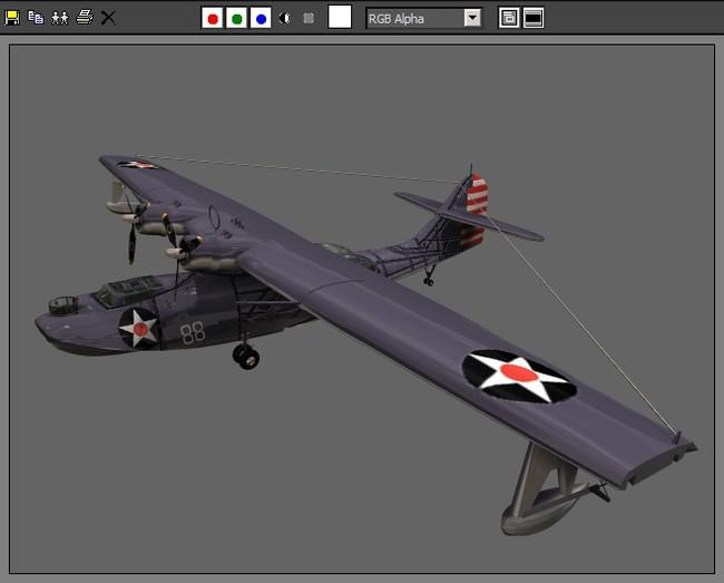 军事飞机空军战斗机模型32
