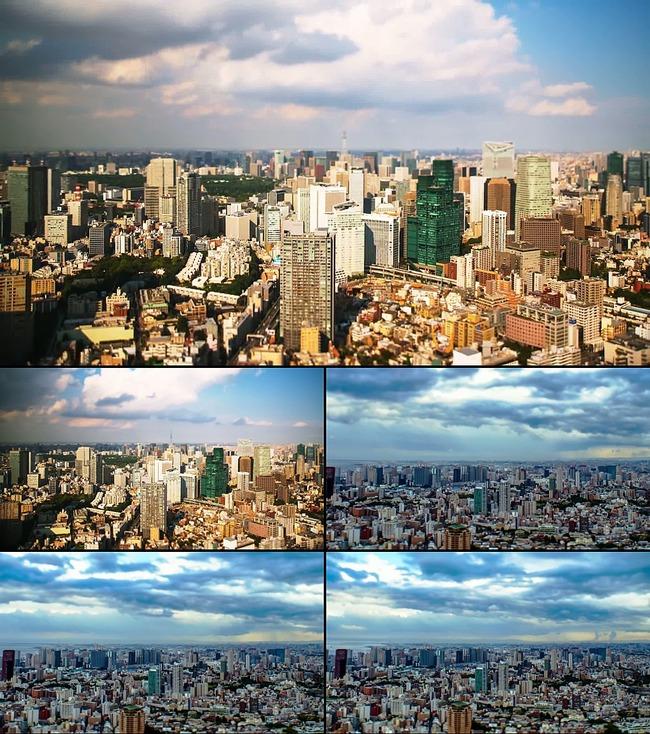 日本东京宣传片_航拍视频日本东京城市素材031图片下载宣传片素材 美丽的城市 航拍
