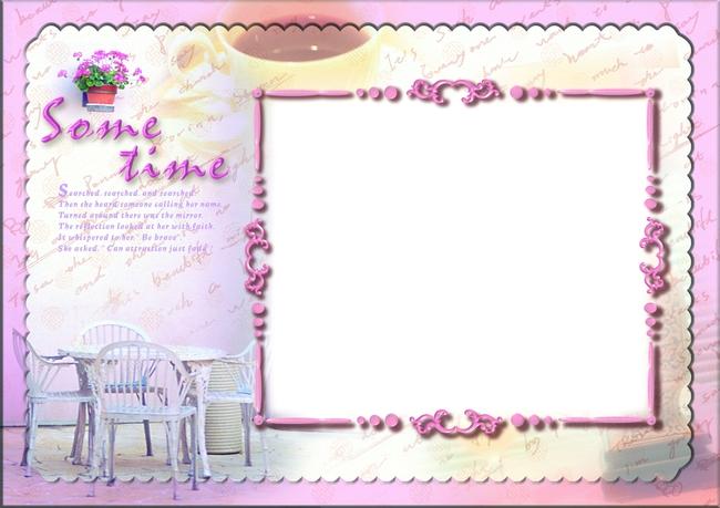 景 模版鲜花 相片框架 画框模板下载 图片图片