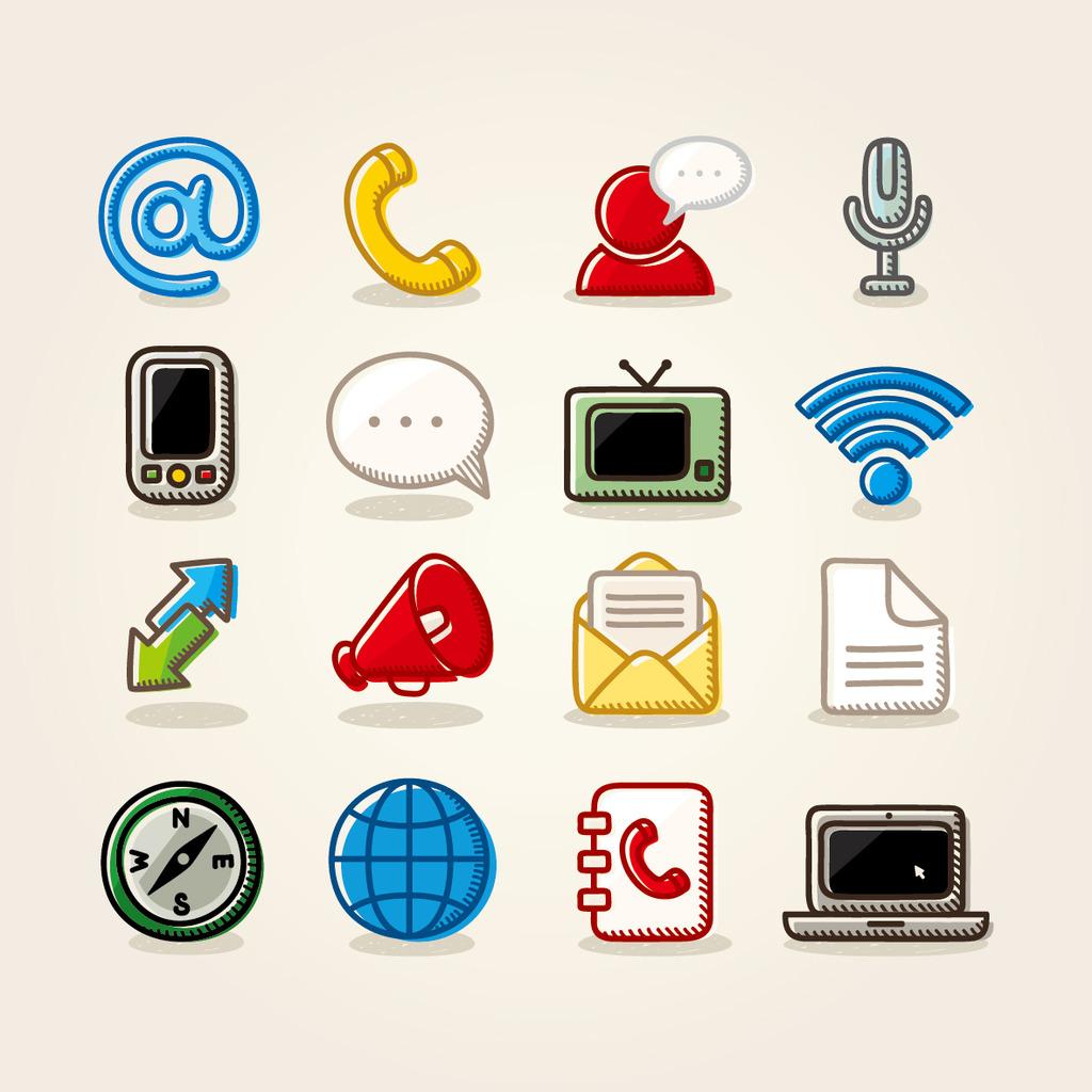 创意 标签 小图标 手机 ppt 标志 视觉 清新 简洁 时尚 儿童 小学生图片