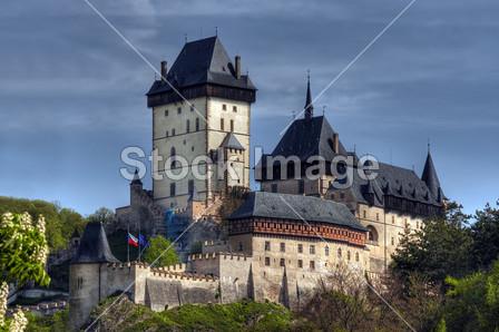 卡尔施泰因-哥特式城堡