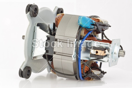 电动机 部分 电磁阀