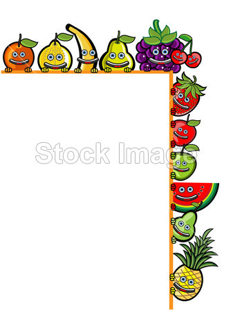 菠萝ppt模板