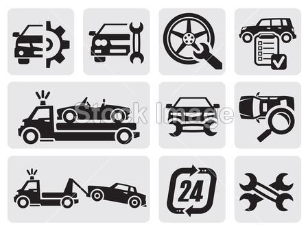 汽车电路识图图形符号