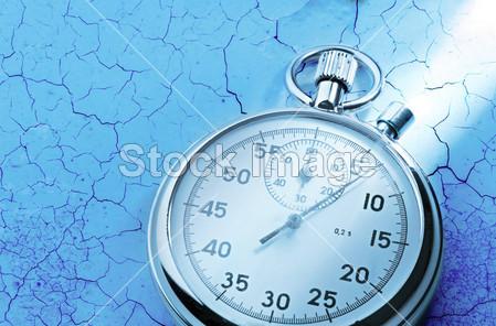 秒表电路测试方框图