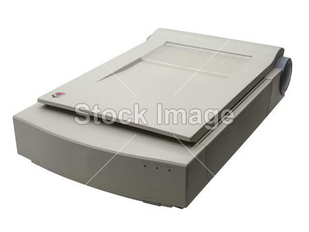 平板扫描仪图片素材(图片编号:50467001)_电子