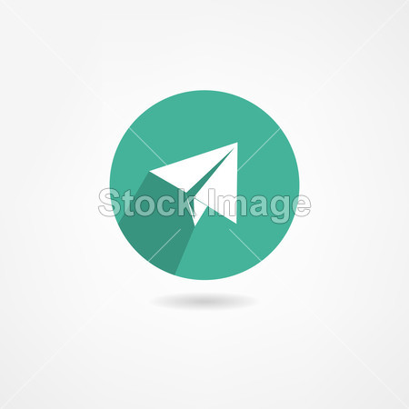 飞机图标摄影图片下载
