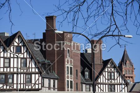 德式 风格 建筑 图片素材 50582851 其图片