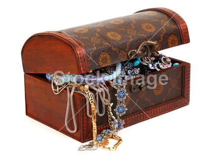 百宝箱图片素材(图片编号:50600246)_珠宝及钟