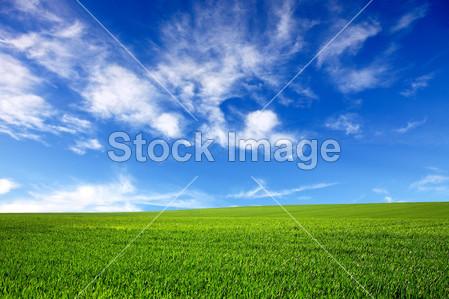 室外天空背景贴图