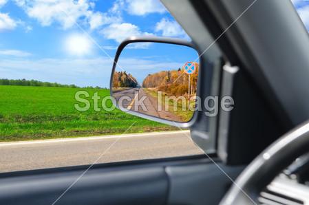 车窗五线电路图