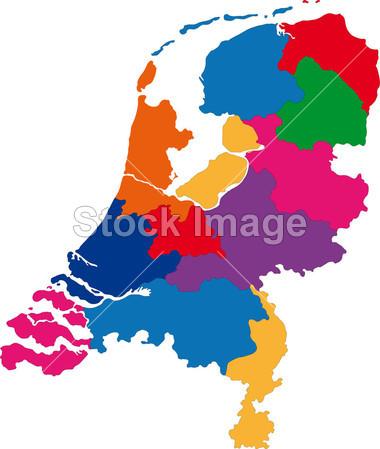 > 荷兰地图