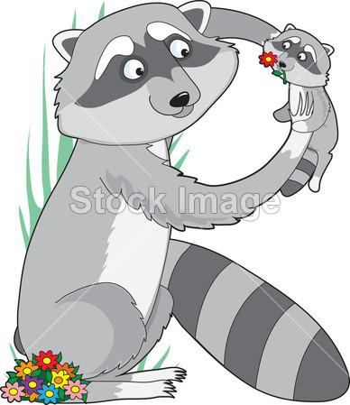 动物字母 r摄影图片下载