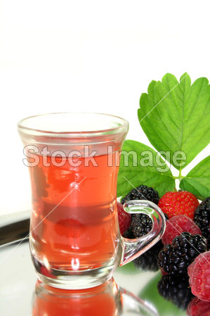 森林水果茶
