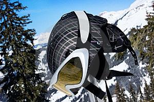 ski goggles mens  ski helmet with goggles